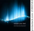 Abstract vector shiny background 15983563