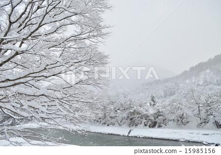 雪域景觀 15985156