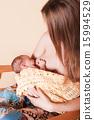 newborn, mother, baby 15994529