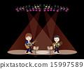 concert, music, vector 15997589