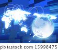 世界 球体 地球仪 15998475