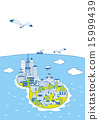 표주박 섬 15999439