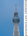 skytree tower, towers, tower 16003058