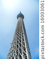 skytree tower, towers, tower 16003061