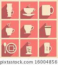 shadow coffee break 16004856