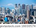 东京 市容 西新宿 16030574