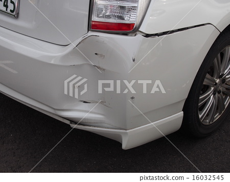 Accident car 16032545