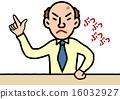 ผู้ชายโกรธ 16032927
