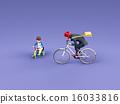 討厭的人 交通違章 自行車 16033816