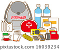 Disaster prevention goods 16039234
