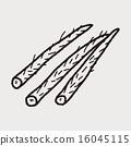Burdock doodle 16045115
