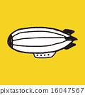 doodle zeppelin 16047567
