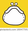 doodle wallet 16047705