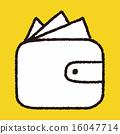 doodle wallet 16047714