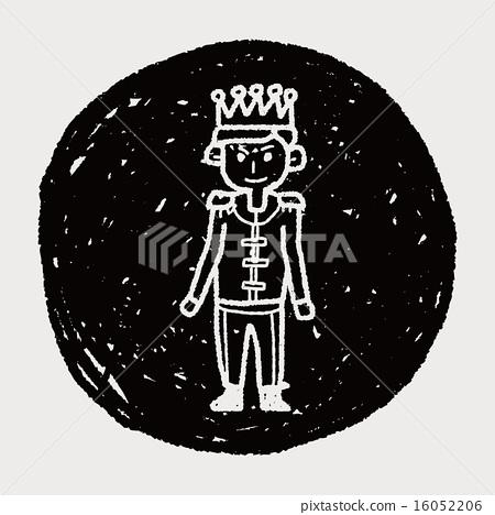prince doodle 16052206