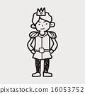 prince doodle 16053752