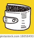 doodle wallet 16056493