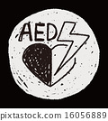 aed doodle 16056889