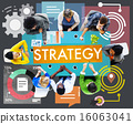 Diversity Teamwork Strategy Brainstroming Vision Planning Concep 16063041