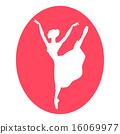 dance, ballet, silhouette 16069977