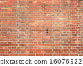 red, brick, backdrop 16076522
