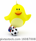 Soccer player 16087008
