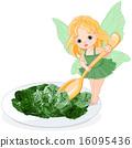 Spinach Fairy 16095436
