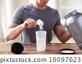 jar, protein, bottle 16097623