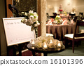 婚礼 迎宾牌 接待厅 16101396