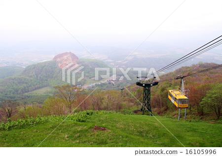 Usuzan ropeway 16105996