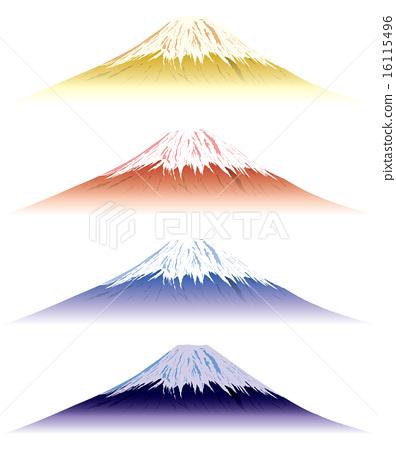 Mount Fuji 16115496