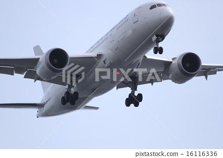 Final landing posture 16116336