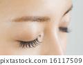 눈매, 눈가, 인물 16117509