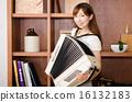 手風琴 器具 儀器 16132183