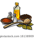 condiments and flavoring 16138909