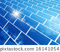 photovoltaic, solar power, solar battery 16141054