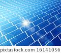 photovoltaic, solar power, solar battery 16141056