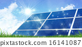 solar generation, photovoltaic, solar power 16141087