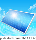 solar generation, photovoltaic, solar power 16141132