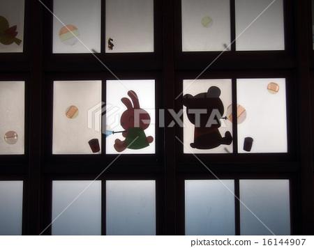 窗口剪切圖片剪影(豐鄉小學) 16144907