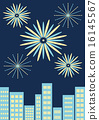 buildings, fireworks, firework 16145567