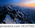mountains, snow, mountain 16147082