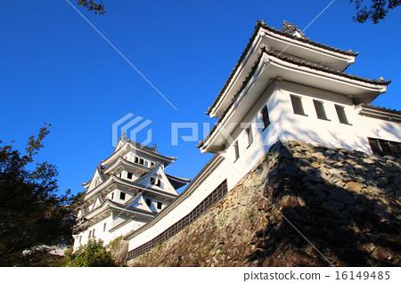 Gujo Hachimanjo castle 16149485
