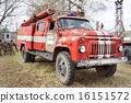 汽車 蘇聯 復古 16151572