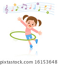 girl, spin, hula 16153648