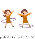 hula, hoop, hulahoop 16153651