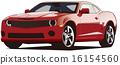 美国汽车 跑车 洗车 16154560