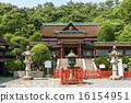 Kii Toshogu Shrine in Wakayam, Japan 16154951