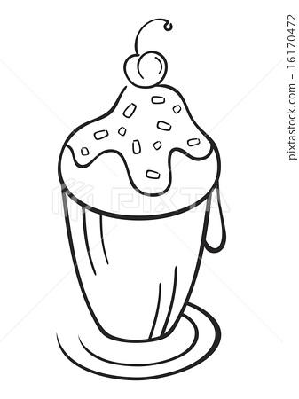 Dessert symbol 16170472