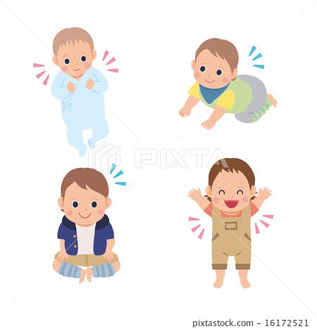 Baby Child illustration 16172521